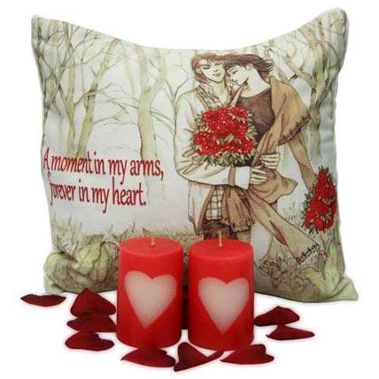 Romantic Cushion Affair