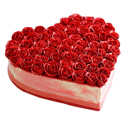 Rose Cake 1kg by FNP