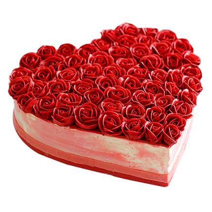 Rose Cake 2kg