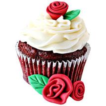 Rosy Cupcakes Delight 24