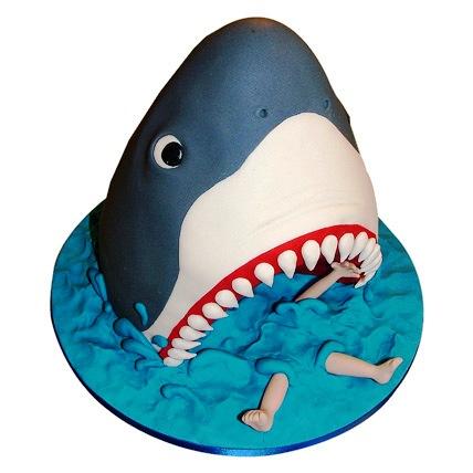 Shark Cake 2kg