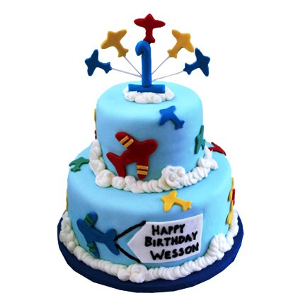 Special Airplane Cake 3kg