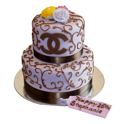 Special Chanel Cake 5kg