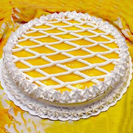 Special Mango Redondo Cake Half kg Eggless