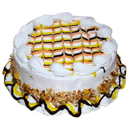 Special Pineapple Cake 1kg Eggless