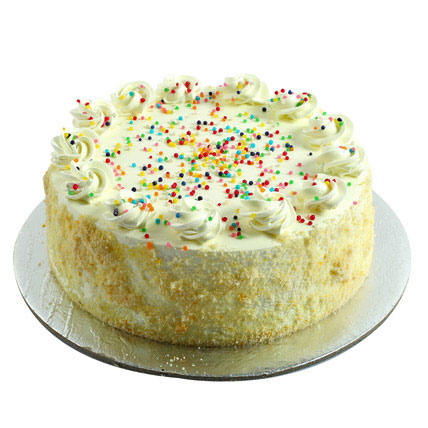Special Vanilla Cake 1kg Eggless
