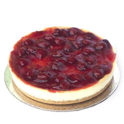 Strawberry Cheesecake 3kg Eggless