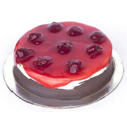 Strawberry Seduction Cake 3kg Eggless