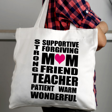 Stylish Tote Bag For Moms