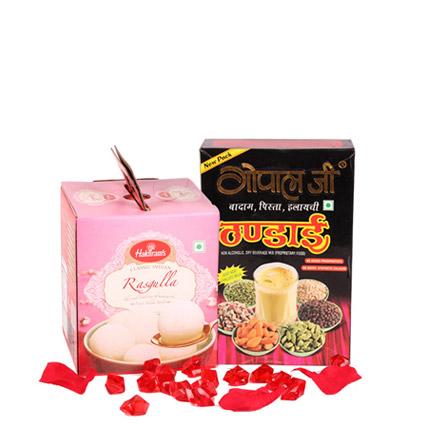 Sweets Of Holi