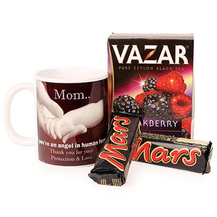 Tea Treat For Mum With Mug