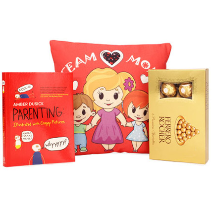 Team Mommy Gift Hamper