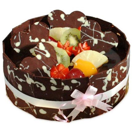 The Chocolaty Surprise 2kg Eggless