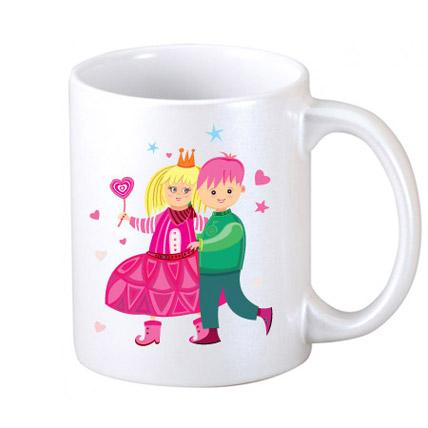 The Cute Kids Mug