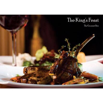 The Kings Feast The Gourmet Box Mumbai Special