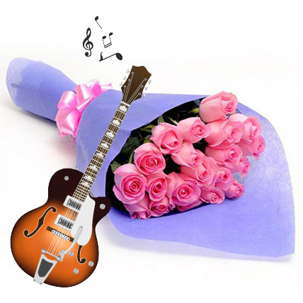 The Music in Pink