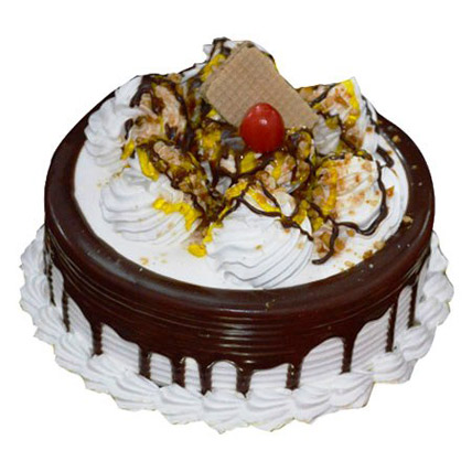 The Pineapple Cake Half kg