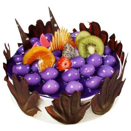 The Purple Fantasy 1kg Eggless