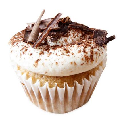 Tiramisu Trifle Cupcakes 6 Eggless