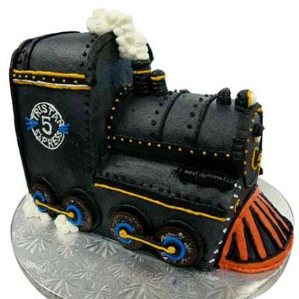 Train Engine Cake 5kg
