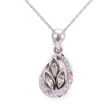 Trendy Silver plated Necklaces