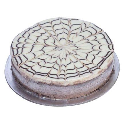 Triple Decker Cake 2kg Eggless