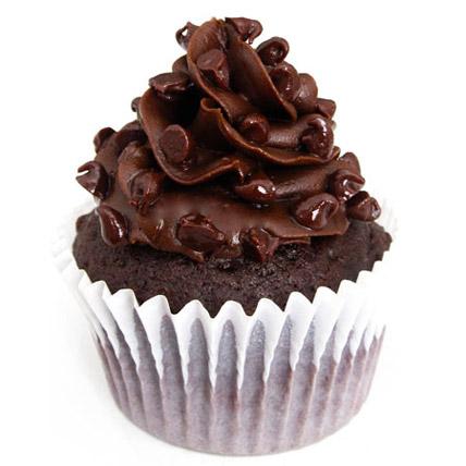 Tripple Chocolate Cupcakes 6