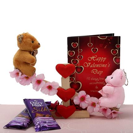 Valentine Seesaw