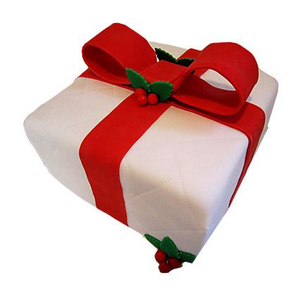 Xmas Gift Cake 1kg