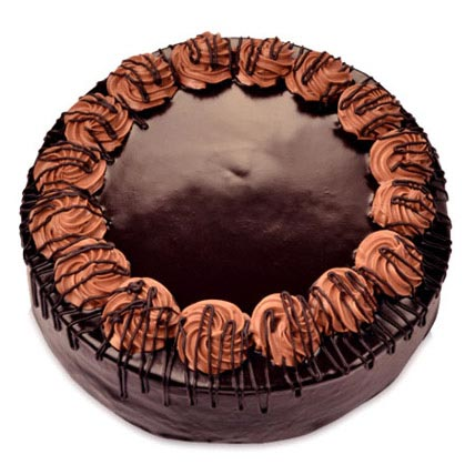 Yummy Chocolate Rambo Cake 3kg Eggless