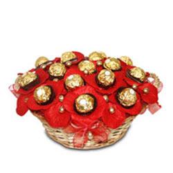 Yummy Ferrero Basket