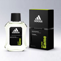 ADIDAS PURE GAME EDT Spray: Perfumes for Him