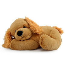 Adorable Cuddly Puppy: Gifts for Daughters Day