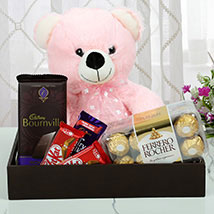 All time FavourIts Hamper: Send Soft toys to Kolkata