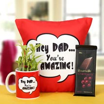 Amazing Luck For Dad: Gift Hampers Bengaluru