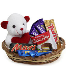 Basket of Love: Gift Baskets to Chennai