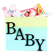 Be Ready For Baby Hamper: New Born Gift Hampers