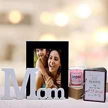 Best Mom Gift Hamper: Candles
