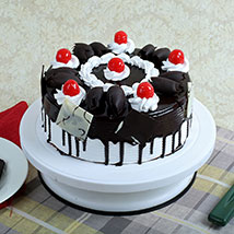 Black Forest Gateau: I Am Sorry Cakes