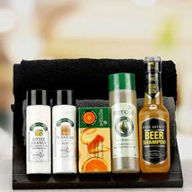 Blissful Relaxation: Send Fathers Day Gift Hampers