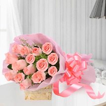 Blush: Send Valentine Flowers to Howrah