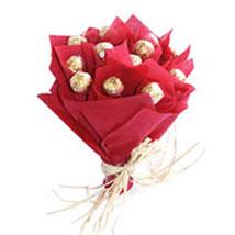 Bouquet Ferrero Rocher: Bhai Dooj Gifts