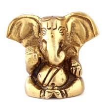 Brass Ganesha Statue: Ganesh Chaturthi Gifts