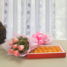Celebration: Send Flowers & Sweets for Mothers Day