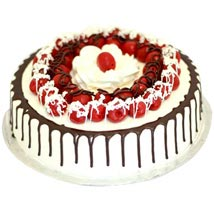 Cherry Blackforest Cake 5 Star Bakery: Five Star Cakes to Ludhiana