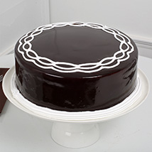 Chocolate Cake: Anniversary Cakes for Wife