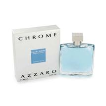 CHROME EDT Spray:  Perfumes for Anniversary