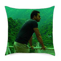 Customize Yourself on a Cushion: Send Personalised Cushions for Husband