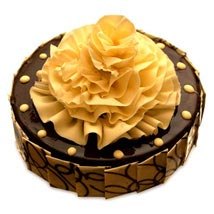 Delightful Chocolate Fantasy Cake: Chocolate cakes for anniversary