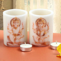 Divine Candles: Send Diwali Gifts to Allahabad